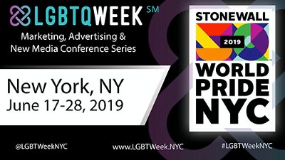 LGBTQ Week NYC - Marketing, Advertising & New Media