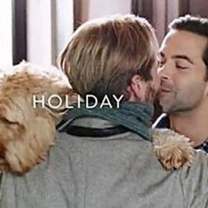 """WATCH: Nordstrom Holiday Ad Features Gay Male Kiss – """"The Homecoming"""""""