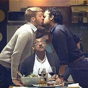 South Africa's First Commercial with a Gay Kiss Has Homophobes Hot and Bothered: VIDEO