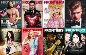 Frontiers' Parent Company Shuts Down, Leaving the Future of the 35-Year-Old LGBT Magazine in Doubt
