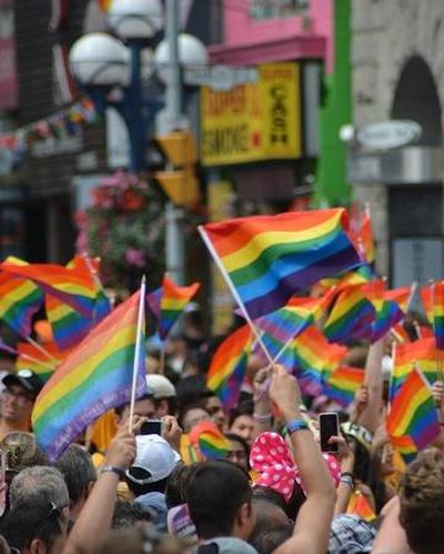 Counting the LGBT population: 6% of Europeans identify as LGBT