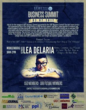 LGBT Business Council Summit - Allentown, PA - Mar 7