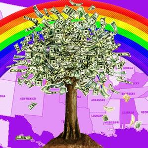 If States Got LGBT-Friendlier, They Could Earn Billions