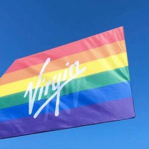 Virgin Flies the Flag for LGBT Inclusivity