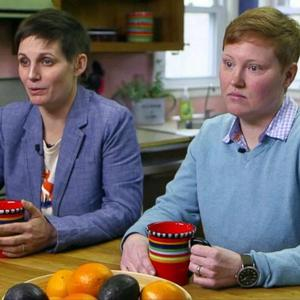 Couple advocates for LGBT acceptance through new ad campaign
