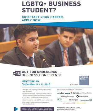 Out for Undergrad (O4U) and Ogilvy Partner on 2018 Marketing Conference