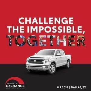 Toyota's 4th Annual Power of Exchange Conference Now Includes LGBT, Veteran and Disability-Owned Certified Agencies