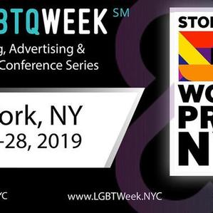 LGBTQ Week NYC 2019 Right Around The Corner