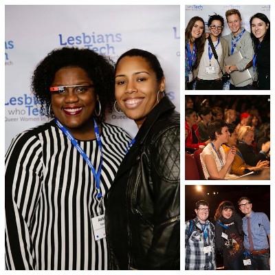 Lesbians Who Tech NYC Summit