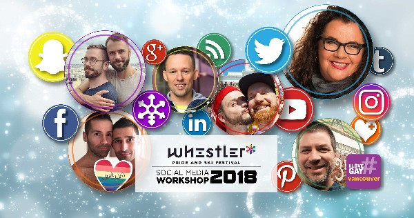 LGBT Social Media Workshop 2018