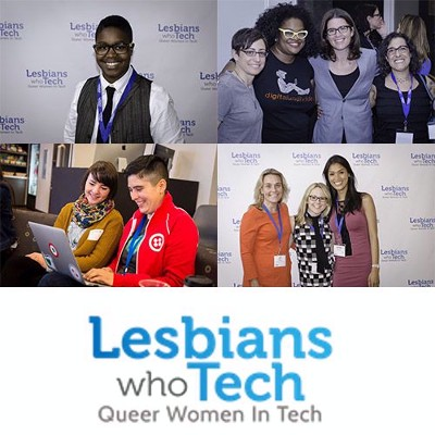Lesbians Who Tech San Francisco Summit