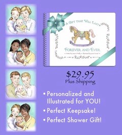 Personalized and ILLUSTRATED for YOUR family!
