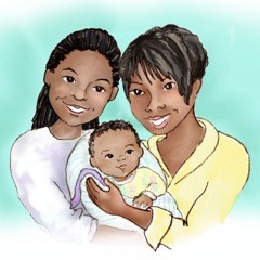 2 Mommies/African American/Birth/Adoption