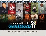 Meak Productions 2011 Calendar Series
