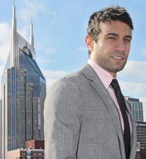 Joey Amato, publisher, UNITE Magazine, Nashville