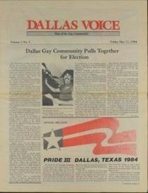 All 32 years of Dallas Voice now digitized and online