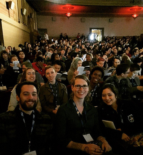 Lesbians Who Tech Summit: A culture of vibrant inclusion