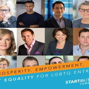 Join the StartOut LGBTQ Entrepreneurial Community