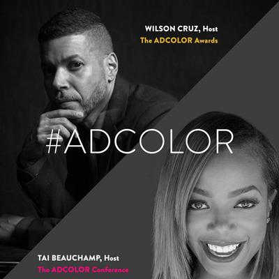 Wilson Cruz and Tai Beauchamp to host 10th Annual ADCOLOR Conference & Awards