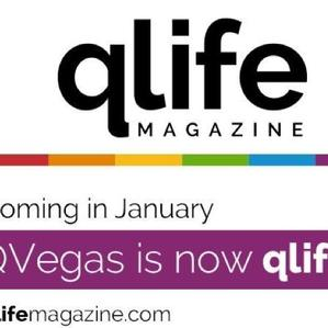 QLife Magazine Launches New LGBTQ Digital Publication Serving Las Vegas, Los Angeles and New York