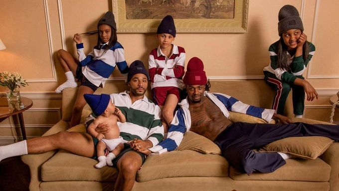 Acne taps couple Kordale and Kaleb as the first black LGBT family to rep a high-fashion brand