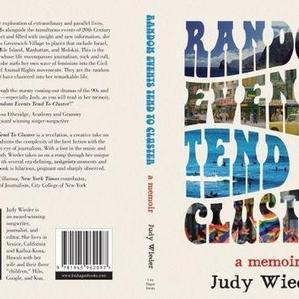 Judy Wieder's Fascinating Memoir 'Random Events Tend to Cluster' is an Epic Lesson in Modern LGBT History