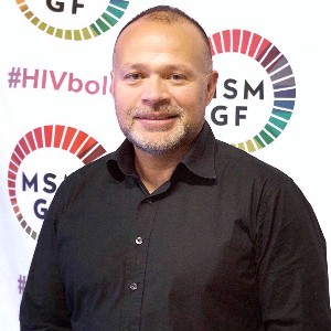 An Interview With Global Forum on MSM & HIV Executive Director George Ayala