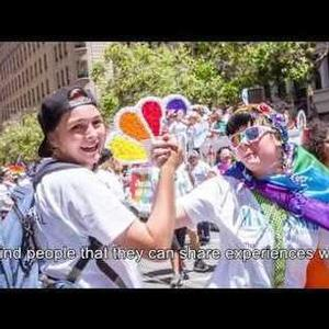 VIDEO: Comcast California at SF Pride, with Dana Piccoli and Tay Barrett
