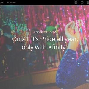 Comcast Flexes Its Integrated Marketing Muscles for San Franscisco Pride