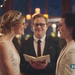 Hallmark Channel Pulled Zola Ad After Pressure From Anti-LGBTQ Groups